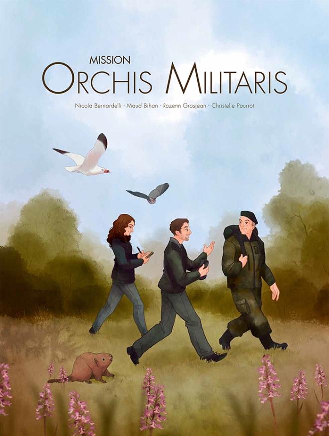 BD Mission Orchis Militaris